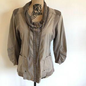 XCVI lightweight jacket Size Medium